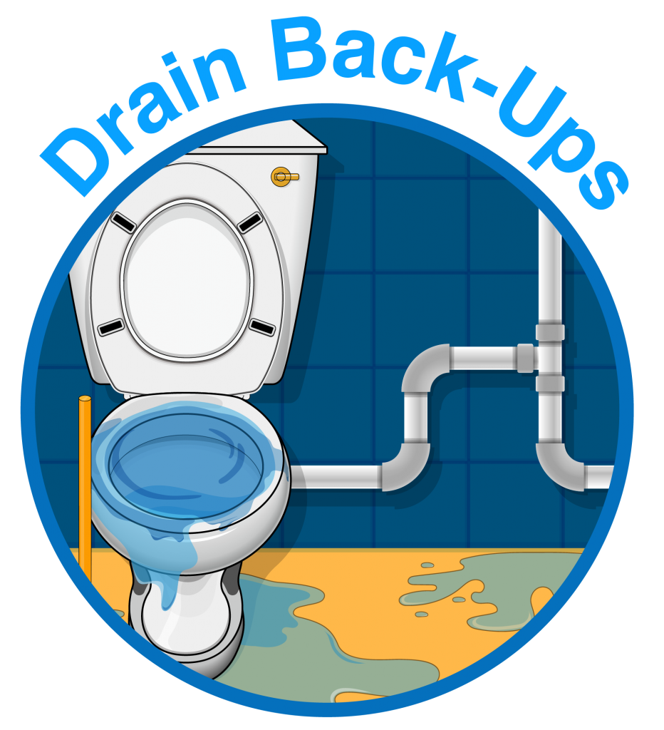 Emergency Drain Back-Ups